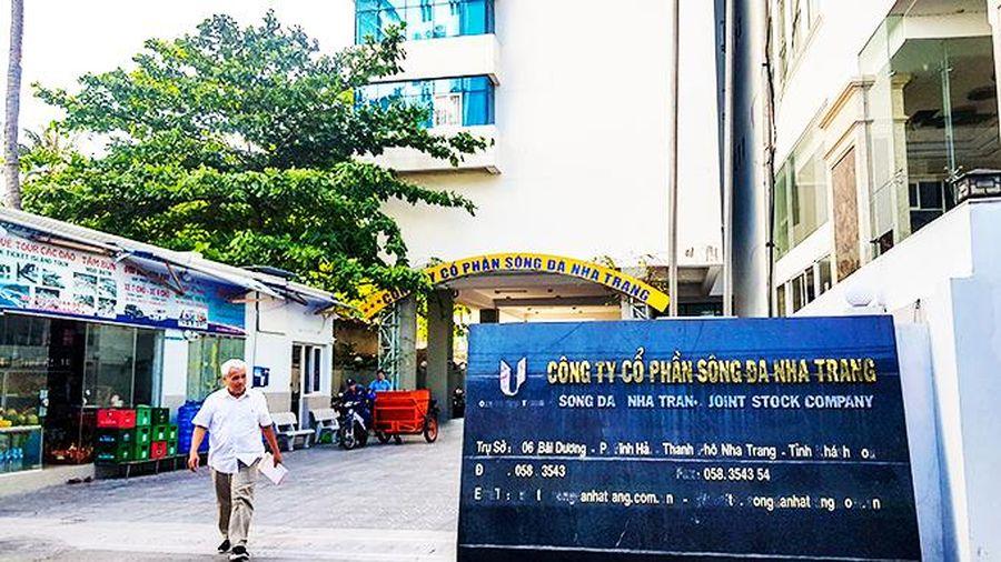 Công ty Cổ phần Sông Đà Nha Trang: Giữ phí bảo trì chung cư gần 10 năm