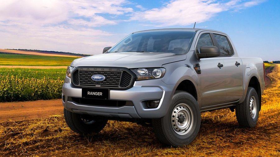 Ford Ranger lắp ráp trong nước sẽ có 5 phiên bản, giá không đổi?