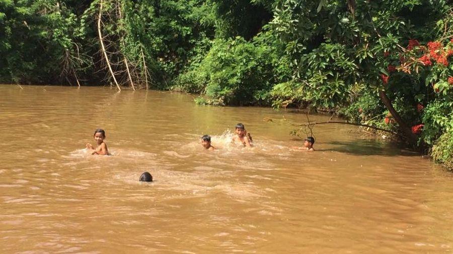 Đắk Lắk: Đuối nước ở trẻ em - những nỗi đau khôn nguôi