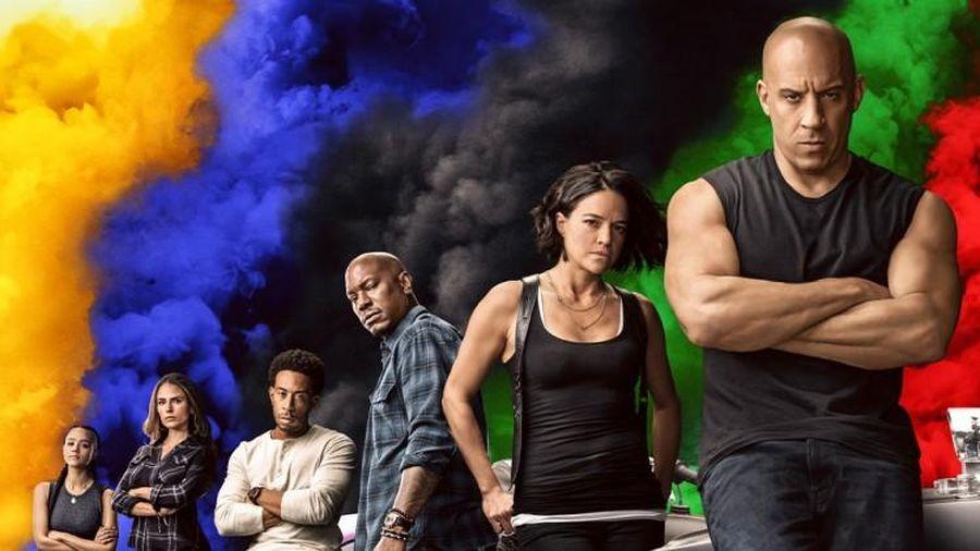 'Fast & furious 9' đạt doanh thu khủng hứa hẹn phục hồi phòng vé toàn cầu mùa phim hè 2021