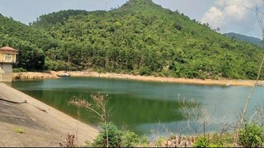 Nguy cơ mất an toàn hồ chứa thủy lợi