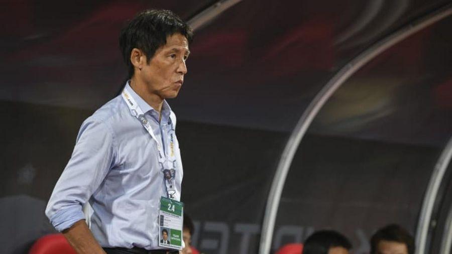 HLV Akira Nishino thừa nhận sai lầm khiến ĐT Thái Lan thi đấu bết bát