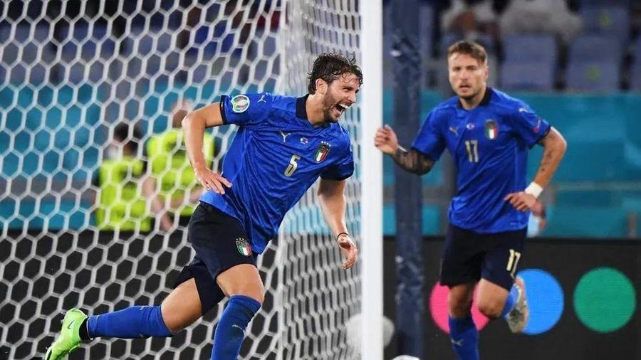Kết quả EURO 2020: Đánh bại Thụy Sĩ, Italy sớm qua vòng bảng