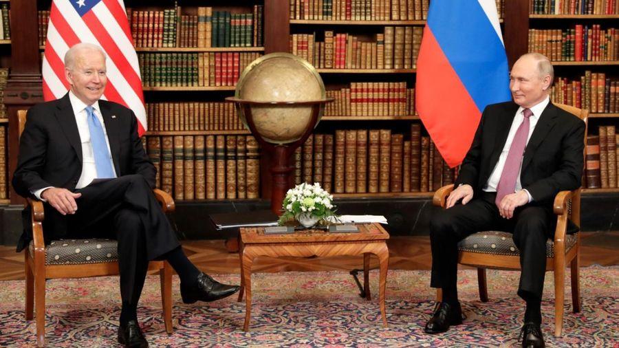 Tổng thống Biden không mời ông Putin thăm Nhà Trắng