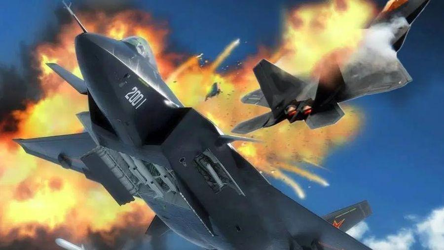 Trung Quốc sao chép công nghệ chiến đấu cơ F-35 để chế tạo tiêm kích tàng hình?