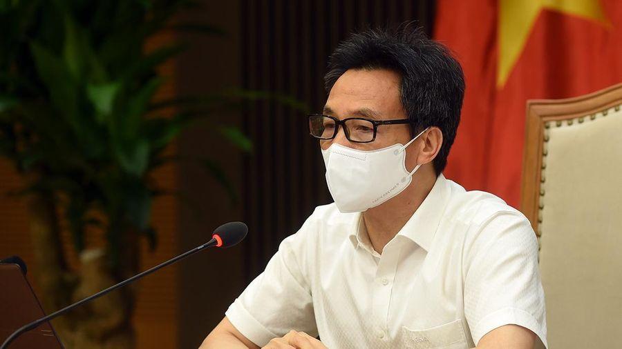 Phó Thủ tướng: Phấn đấu không kéo dài giãn cách xã hội trên diện rộng tại TP.HCM