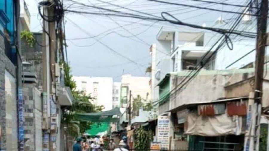 Đồng Nai phong tỏa chợ ở Long Bình Tân