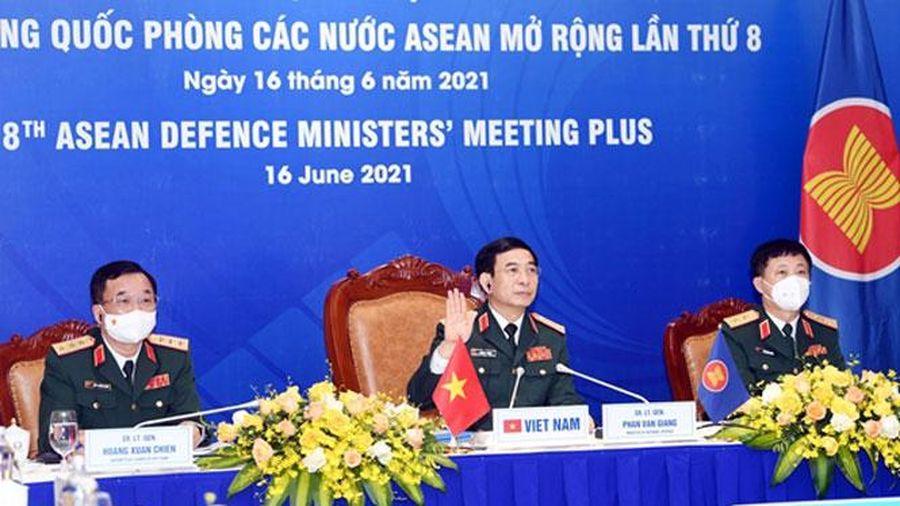 ASEAN theo đuổi các biện pháp giải quyết tranh chấp một cách hòa bình