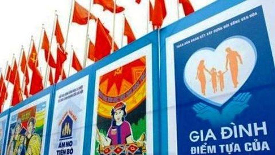 Đẩy mạnh tuyên truyền kỷ niệm 20 năm Ngày Gia đình Việt Nam