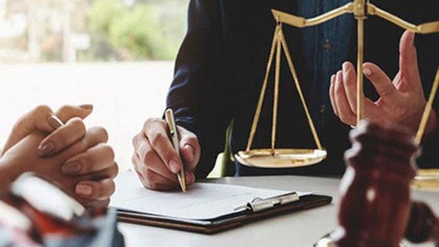 Từ ngày 15-7, tính chi tiết căn cứ trả thù lao trợ giúp pháp lý