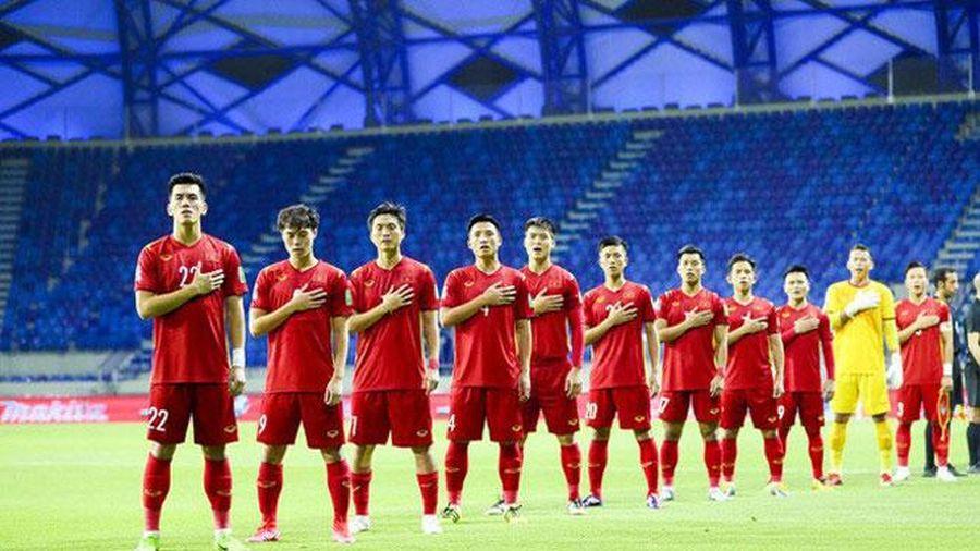Đội tuyển bóng đá Việt Nam giành thành tích lịch sử