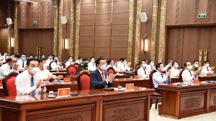 Hà Nội tổng kết công tác bầu cử đại biểu Quốc hội và đại biểu HĐND các cấp
