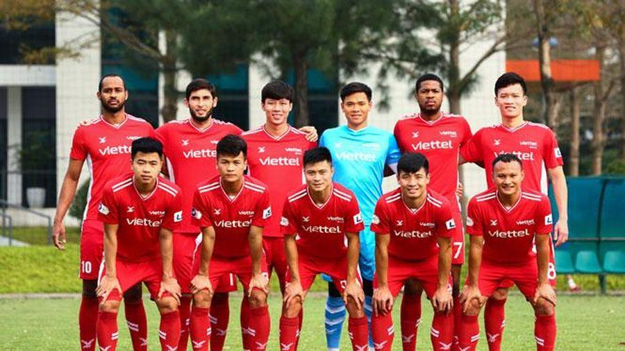 Viettel FC sẽ lên đường dự AFC Champions League vào ngày 21-6