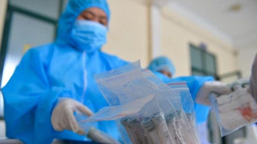 Nghệ An rút 52 cán bộ chi viện cho Hà Tĩnh về truy vết F1 ở Diễn Châu