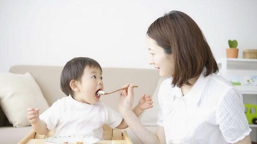 Cách cải thiện biếng ăn ở trẻ