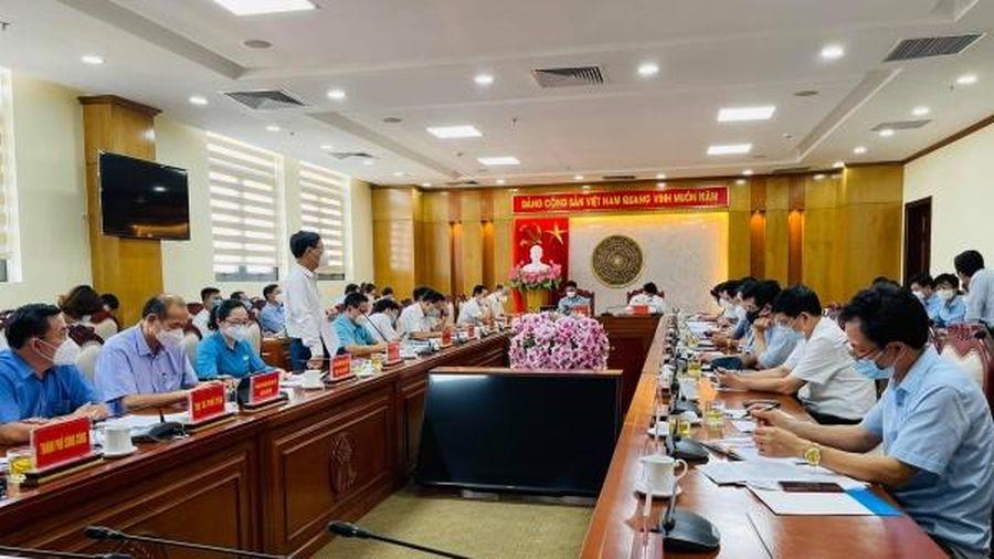 Thứ trưởng Bộ Y tế: Giữ vững chắc các 'thành trì' phòng chống dịch