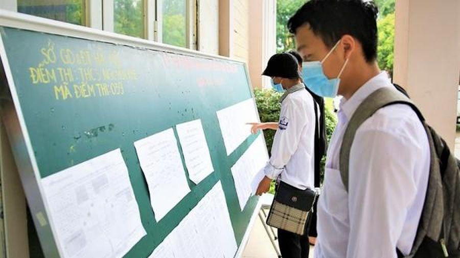 Sở GD&ĐT Hà Nội công bố biểu điểm, đáp án các môn thi vào lớp 10