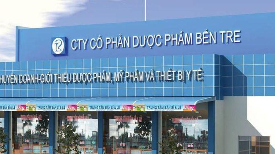 Lãnh đạo Bepharco (DBT) đăng ký bán 300.000 cổ phiếu