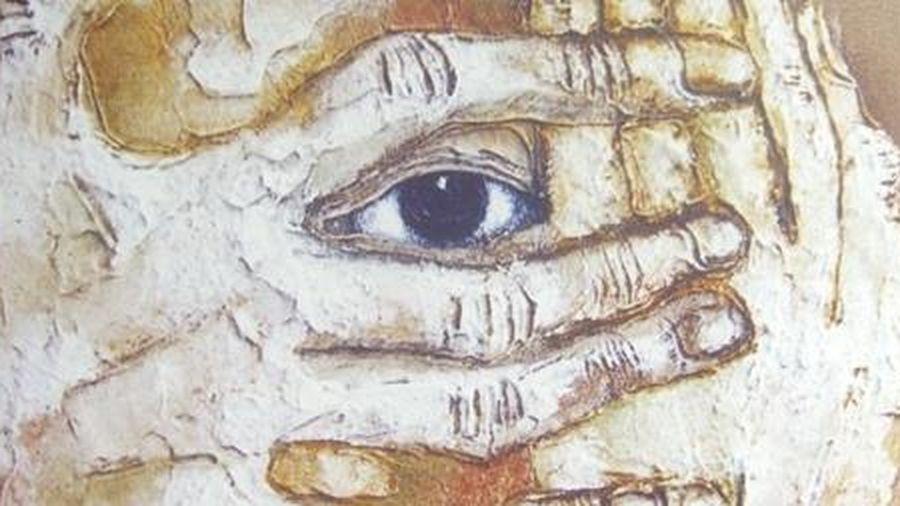 Họa sĩ Bửu Chỉ với 'con mắt còn lại'