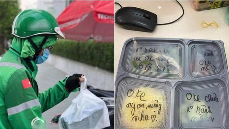 Sợ shipper ngó lơ ghi chú đồ ăn, netizen mách mẹo: Dặn như chép phạt, 'nêm' chút hài hước