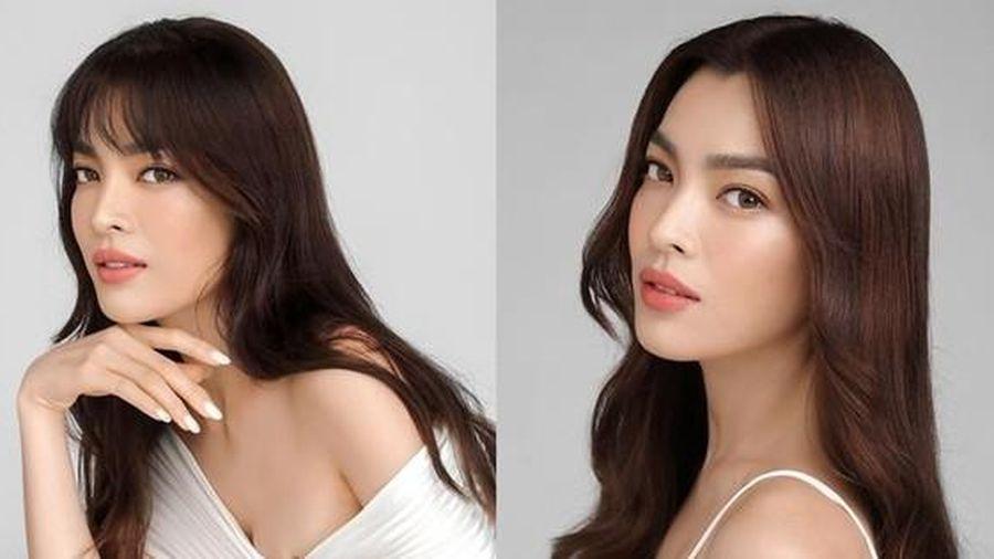 Người đẹp chuyển giới Trân Đài được khen hết lời khi 'cosplay' Song Hye Kyo