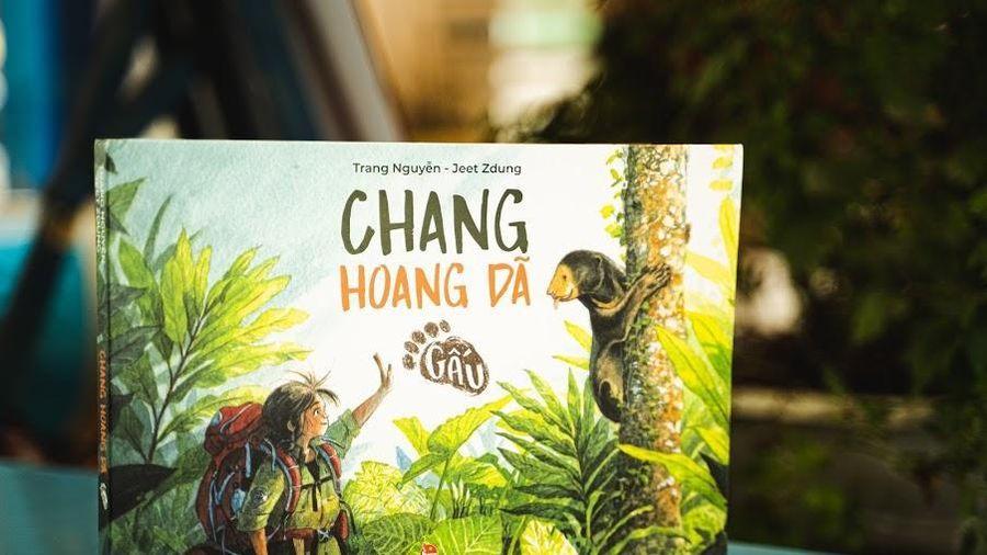'Chang hoang dã - Gấu'- cuốn sách có giao dịch bản quyền cao kỷ lục với NXB Pan Macmillan (Anh)