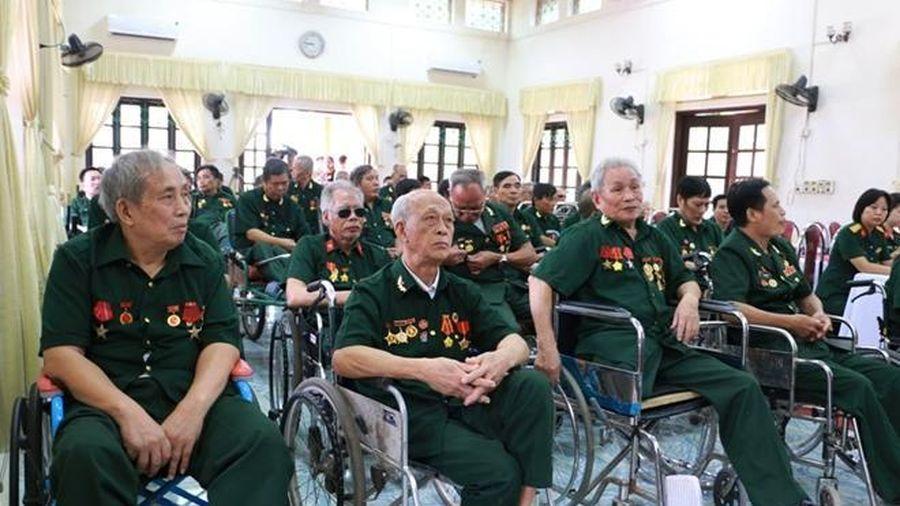 Chi tiết mức hưởng và các chế độ ưu đãi dành cho thương binh từ 1/7/2021