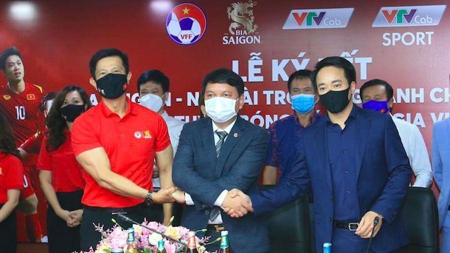 SABECO đồng hành cùng các đội tuyển quốc gia Việt Nam