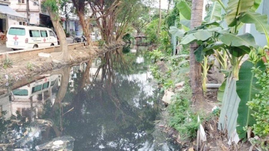 TP.HCM thực hiện nhiều giải pháp để làm sạch kênh rạch