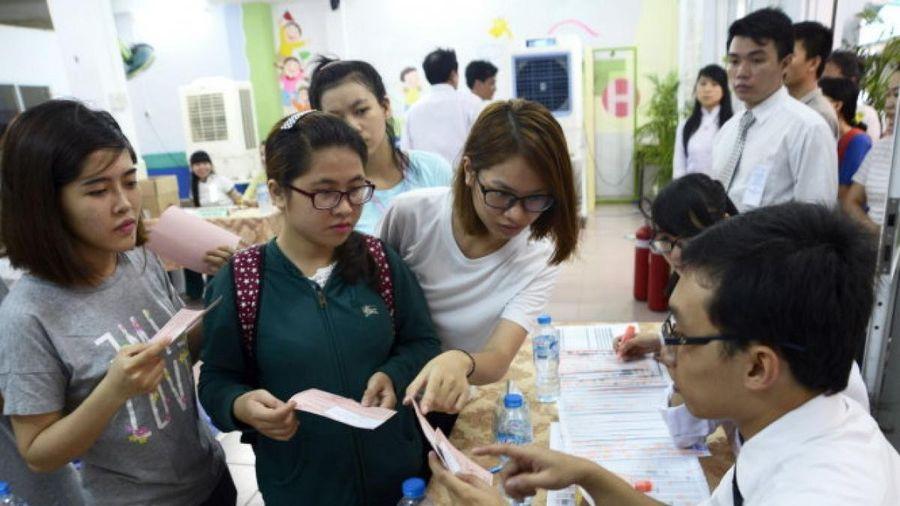 Sinh viên, công nhân bầu cử ở đâu?