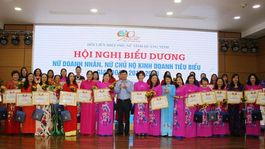 Phụ nữ Quảng Ninh: Đẩy mạnh các phong trào thi đua yêu nước