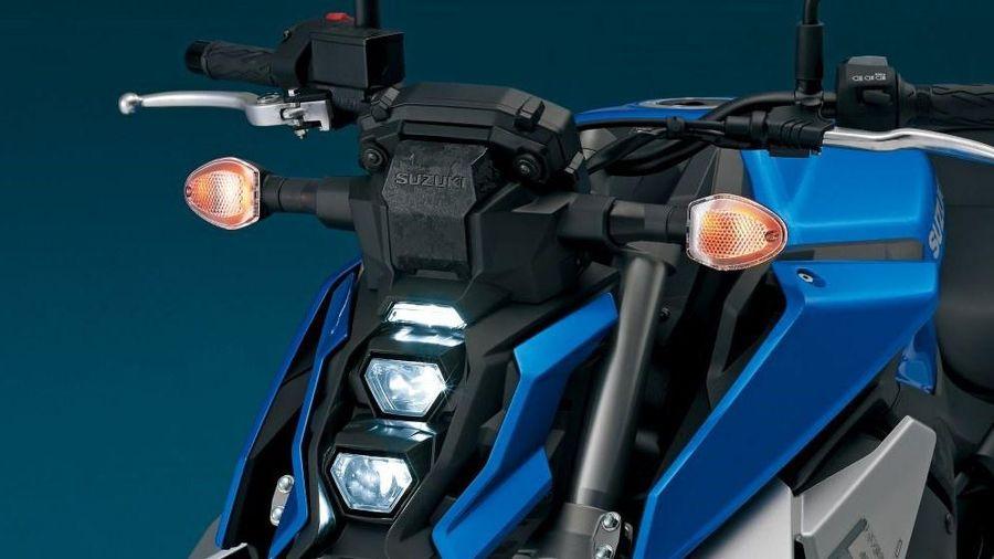Suzuki sắp ra mắt xe máy mới