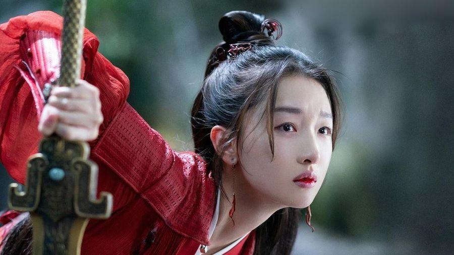 Châu Đông Vũ gây thất vọng trong phim cổ trang mới