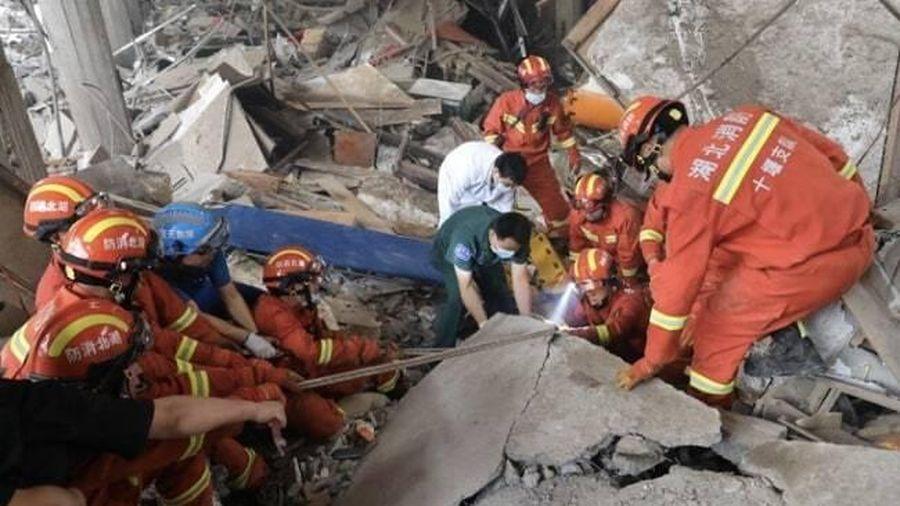 Bắt giữ 8 người trong vụ nổ thảm khốc làm 25 người chết ở Hồ Bắc