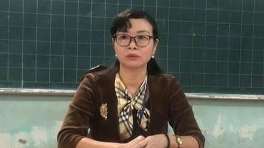 Vụ cô Nguyễn Thị Tuất tố bị trù dập: Xem xét kỷ luật hiệu trưởng
