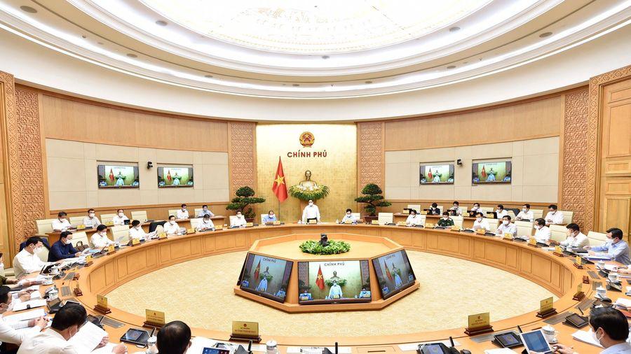 Sắp trình Quốc hội Đề án cơ cấu Chính phủ khóa mới