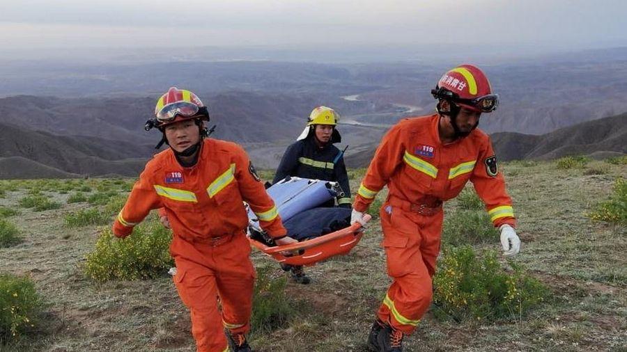 Khu tham quan ở Trung Quốc yêu cầu khách trả phí cứu nạn