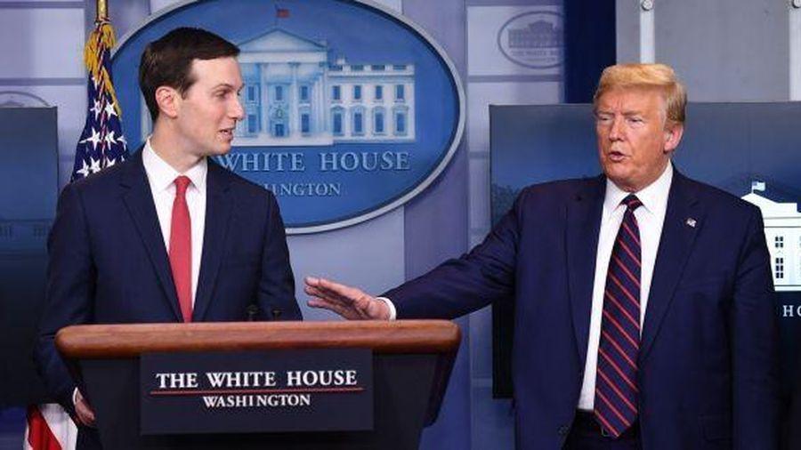 Jared Kushner ra sách về nhiệm kỳ tổng thống của ông Trump