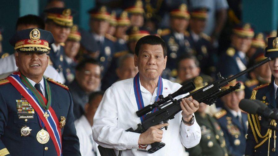 Cựu thị trưởng Philippines thiệt mạng khi cố cướp súng cảnh sát