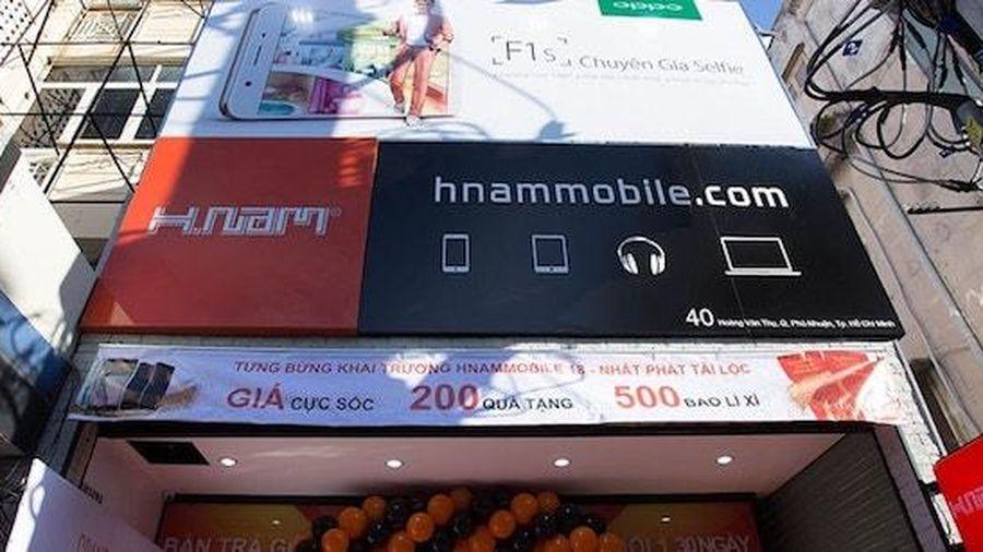 TP Hồ Chí Minh: Tìm người từng đến 5 cửa hàng H.nam Mobile vì liên quan Covid-19