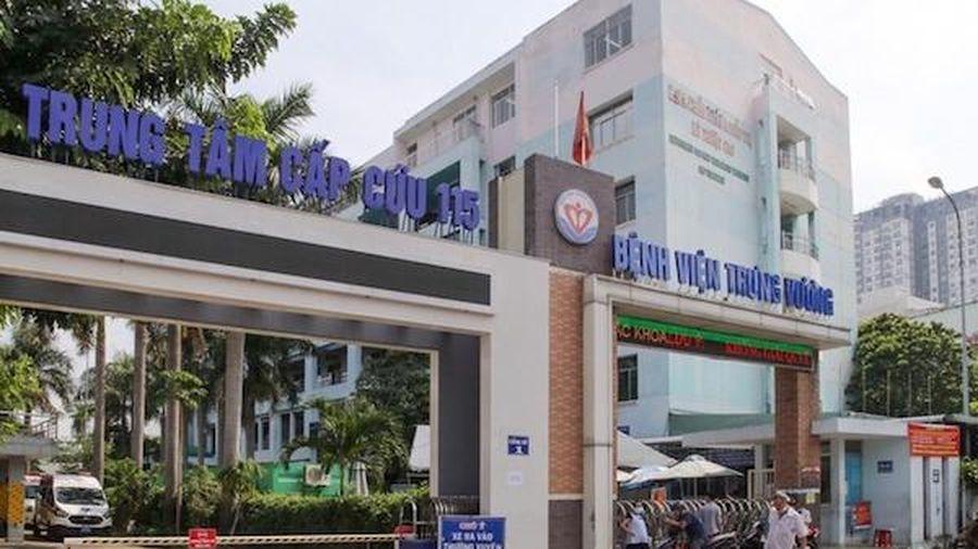 TP Hồ Chí Minh: Một nhân viên Bệnh viện Trưng Vương dương tính với SARS-CoV-2