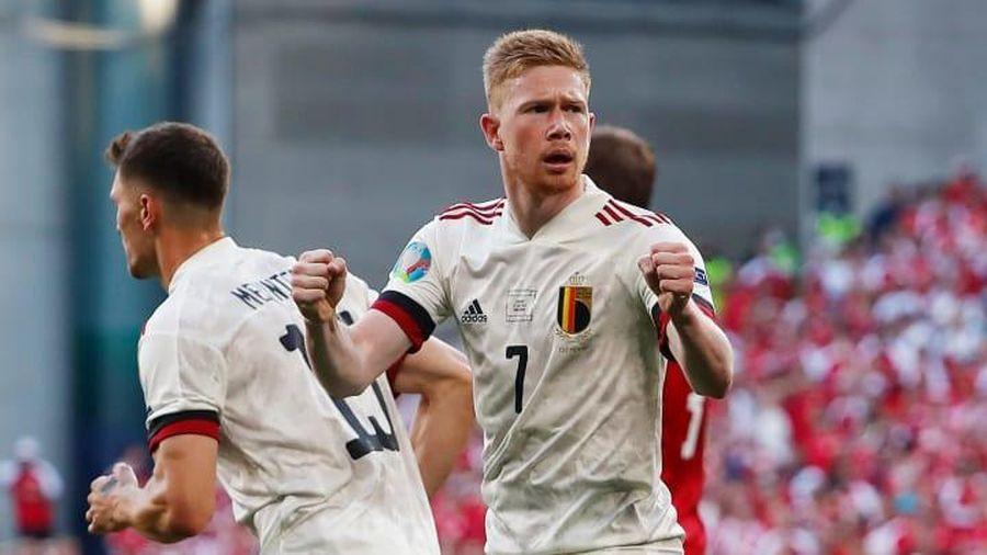 EURO 2020: Tuyển Bỉ, Hà Lan giành vé đi tiếp