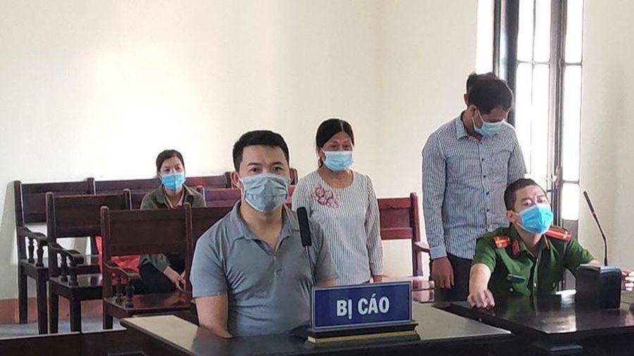 Phạt hai năm tù đối tượng tấn công người thi hành công vụ