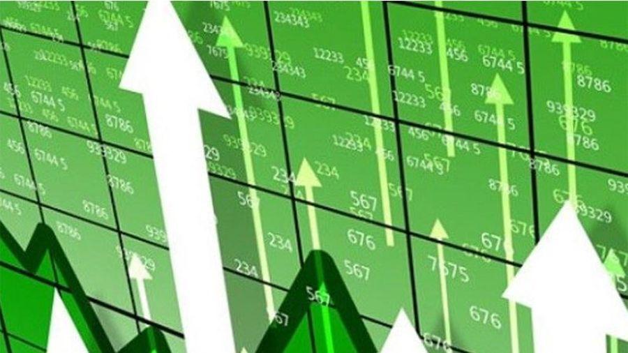 VN-Index tăng thêm hơn 17 điểm