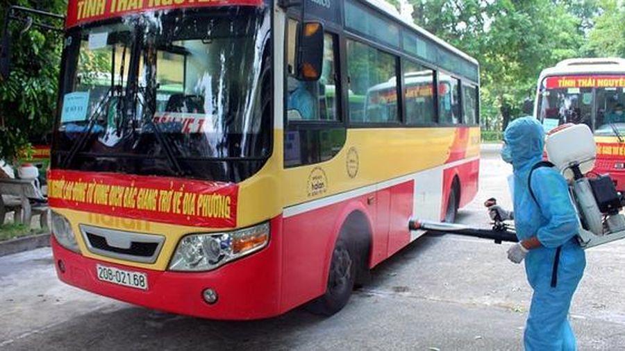 Sự thật về thông tin hơn 500 công nhân ở Bắc Giang 'trốn cách ly'