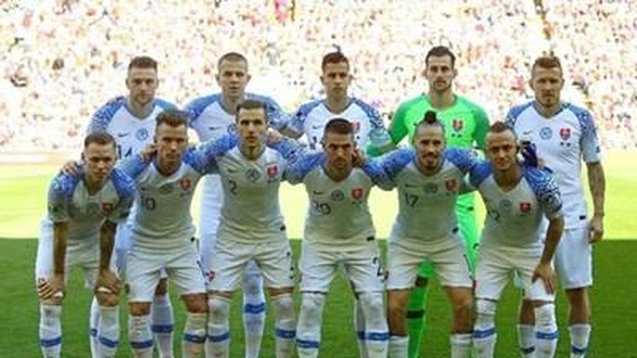 Thụy Điển-Slovakia: Kỳ phùng địch thủ