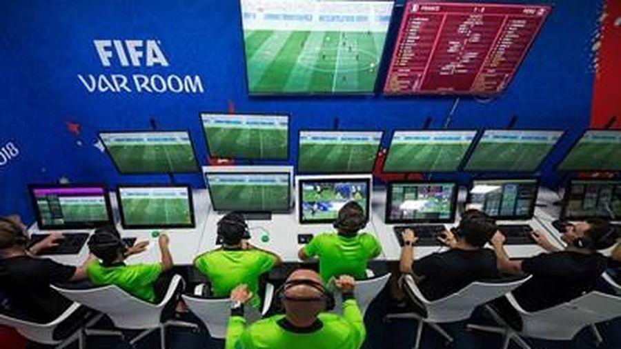 Công nghệ VAR có thể sử dụng vòng loại thứ ba World Cup 2022 khu vực châu Á