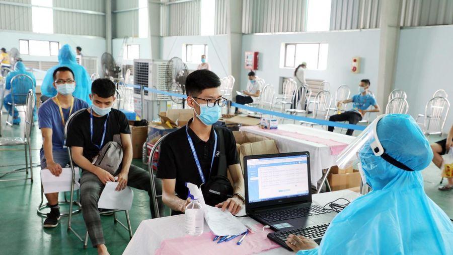 Bắc Ninh: Thêm 11 ca mắc Covid-19 mới, gần 80 bệnh nhân khỏi bệnh