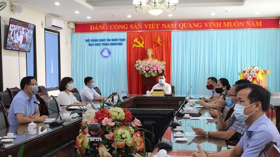 Đại học Thái Nguyên góp phần tích cực xây dựng xã hội học tập