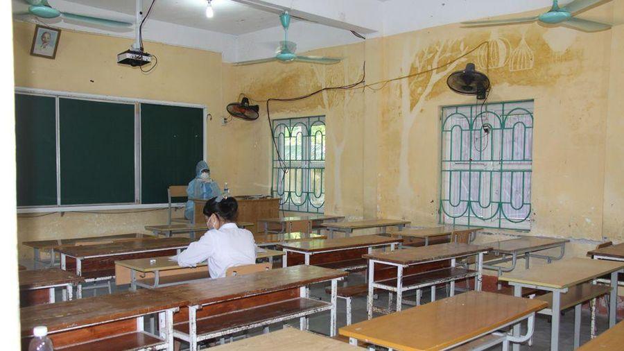 Hưng Yên: Kỳ thi vào lớp 10 THPT diễn ra an toàn, đúng kế hoạch